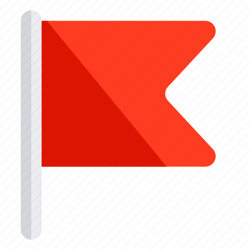 alert, flag, important, mark, milestone, phase, stage icon