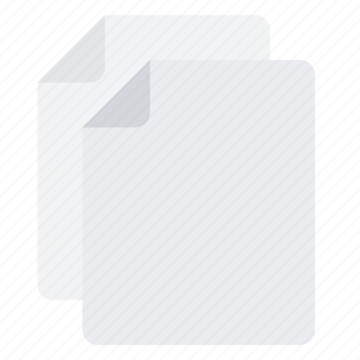 copy, documents, duplicate, files, group, paper icon