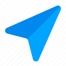 arrow, navigator icon