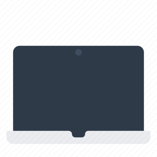 computer, laptop, macbook icon