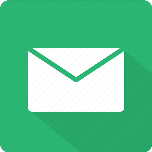 e-mail, envelope, file, inbox, letter, mail, outbox, post, read, send, service, write icon