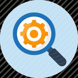 install, search, seo, web icon