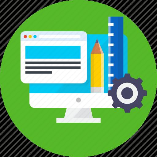 design, seo, setting, tool, web icon