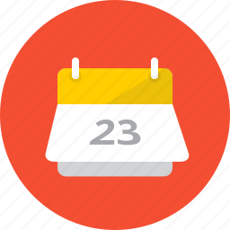 appointment, business, countdown, plan, work icon