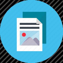 brief, business, document, information, work icon