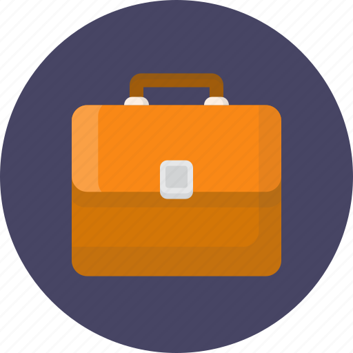 business, collaborate, document, plan, service, suitcase, work icon