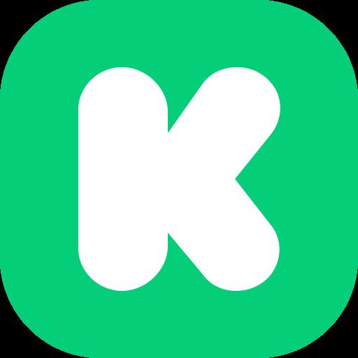 crowdfunding, kick, kickstarter, social, starter icon