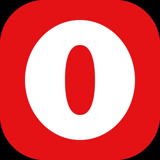 opera, social icon