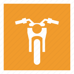 motorbike, transport, vehical icon