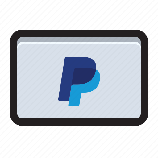 card, credit, debit, escrow, fees, payment, paypal icon