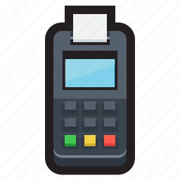 card, credit, credit card, point of sale, pos, swipe, terminal icon