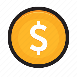 cash, coin, currency, dollar, financial, money, payment icon