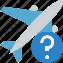 airplane, flight, help, plane, transport, travel