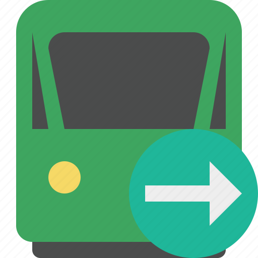 delivery, next, railway, train, transport, travel icon