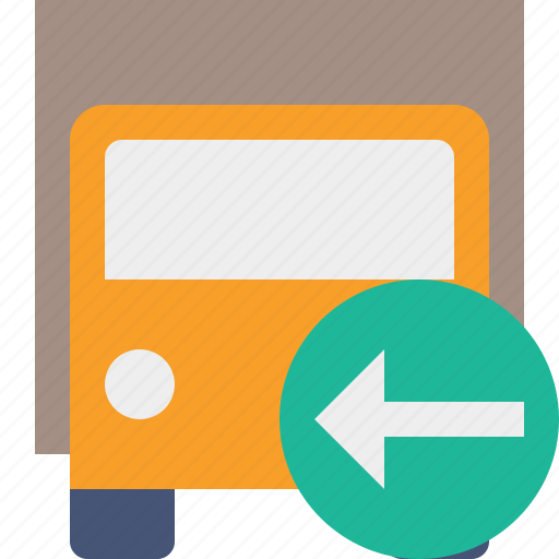 delivery, previous, transport, transportation, truck, vehicle icon