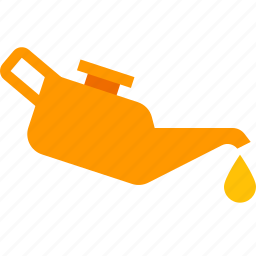can, fuel, oil icon