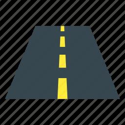 car, road, travel icon