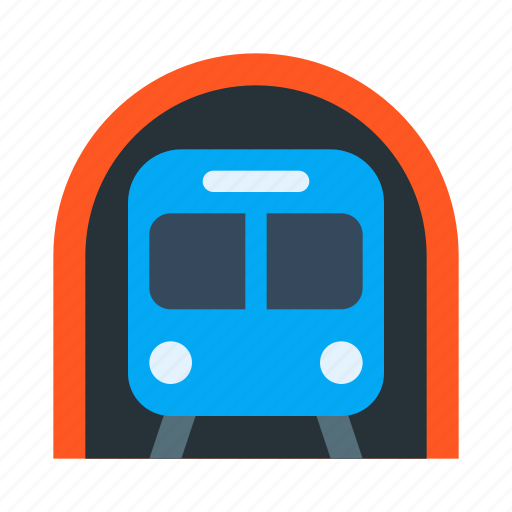 metro, public, subway, train, transport, transportation icon