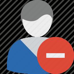 account, male, profile, stop, user icon