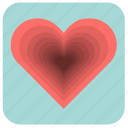 date, heart, holiday, love, romantic, valentine, valentine's day icon