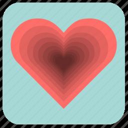 celebrate, date, favorite, heart, holiday, like, love, romantic, valentine, valentine's day icon
