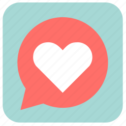 celebrate, chat, favorite, heart, holiday, like, love, message, romantic, valentine, valentine's day icon