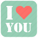 celebrate, favorite, heart, hearts, holiday, i love you, like, love, romantic, valentine, valentine's day icon