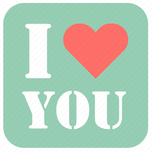 heart, holiday, i love you, love, romantic, valentine, valentine's day icon