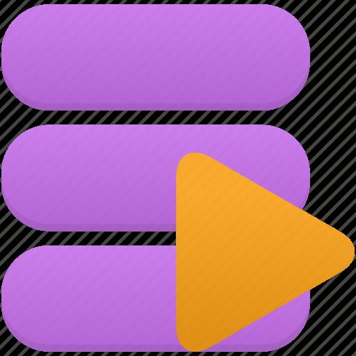 data, database, runner, sql, storage icon