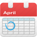 alarm, calendar, date, event, plan, schedule icon
