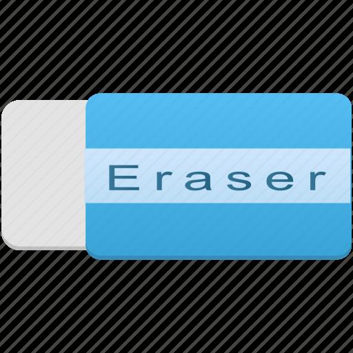 clear, delete, design, eraser, remove icon