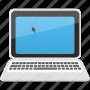 computer, internet, laptop, monitor