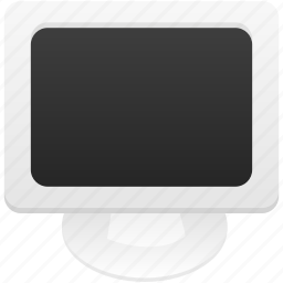 computer, device, laptop, monitor, screen, web icon