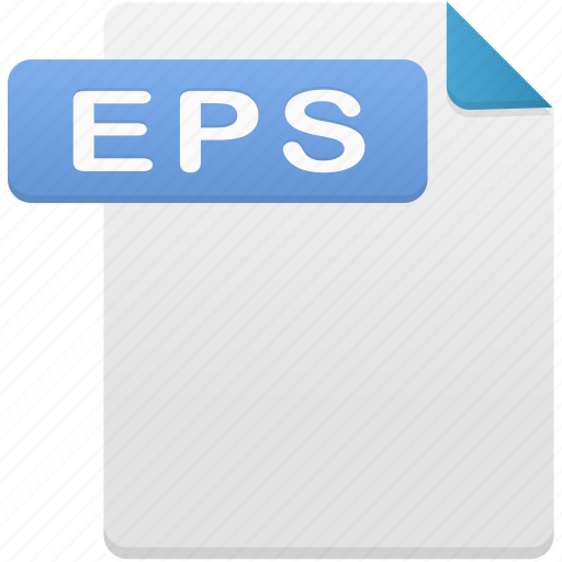 eps, extension, file, files, format icon