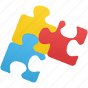 addons, game, piece, play, plugin, puzzle icon