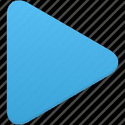 arrow, arrows, continue, move, right, shape icon