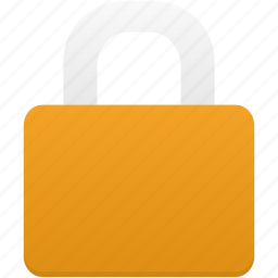 lock, locked, protect, protection, safety, secure, security icon