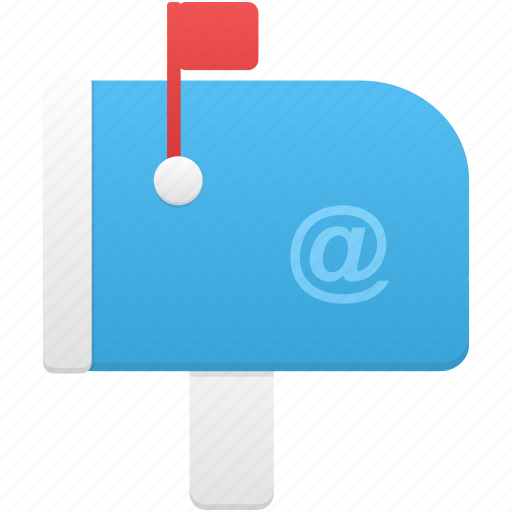email, inbox, letter, mail, mailbox, message icon