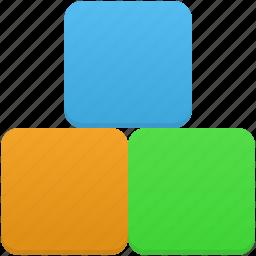 organization, structure icon