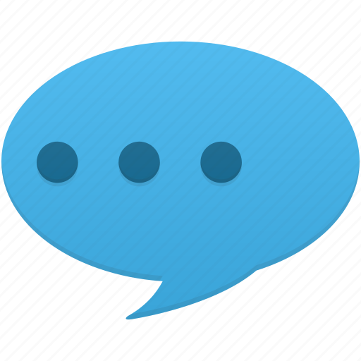 bubble, chat, comment, communication, message, text icon