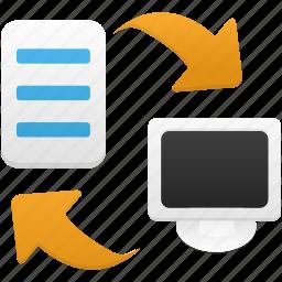 backup, guardar, restore, save, storage, store icon