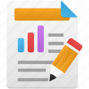 analysis, analytics, custom, document, report, reports, statistics icon