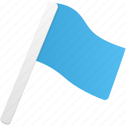 blue, flag, flags icon