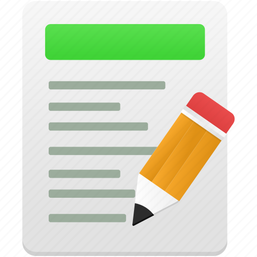 document, documents, file, test, tests icon