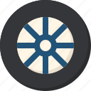 auto, automobile, car, transport, vehicle, wheel icon