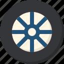auto, automobile, car, transport, vehicle, wheel icon