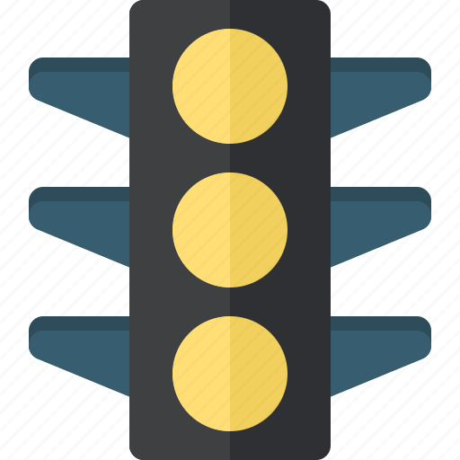 auto, automobile, light, traffic, transport, vehicle icon