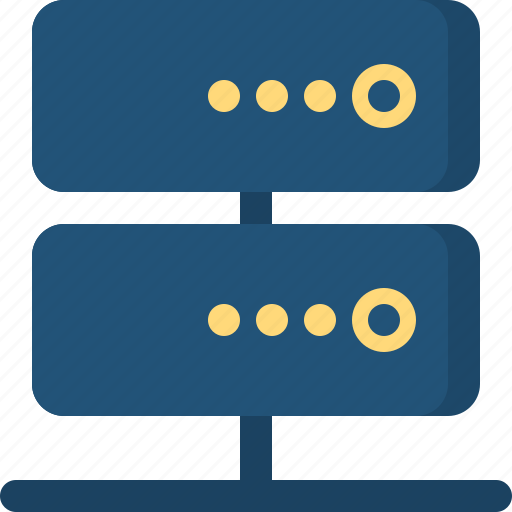communication, connection, contact, server icon