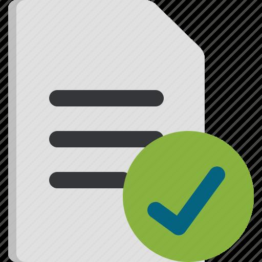computer, digital, done, list, note, organization icon