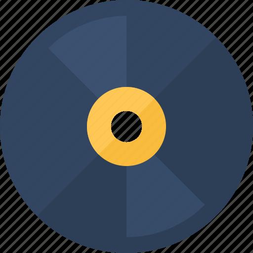 appliances, devices, disc, electronics, technology icon